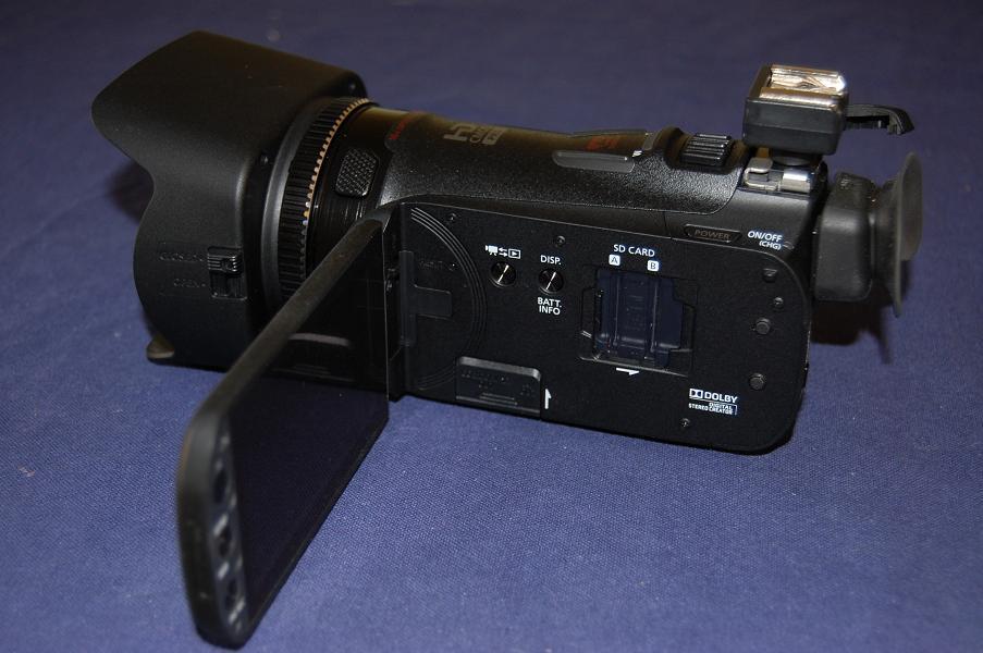Canon HF-G25