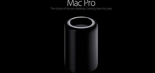 Mac Pro 2013 exterior