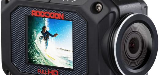 "JVC ""Adixxion"" action cam"