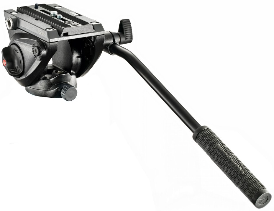 Manfrotto MVH500AH tripod head