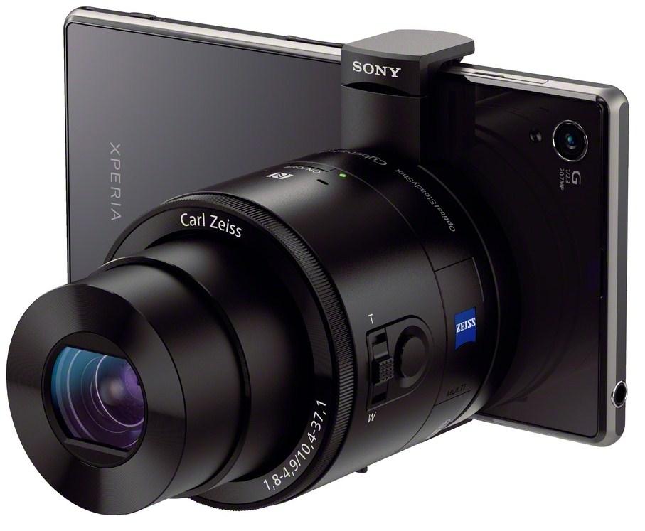Sony Cybershot QX100