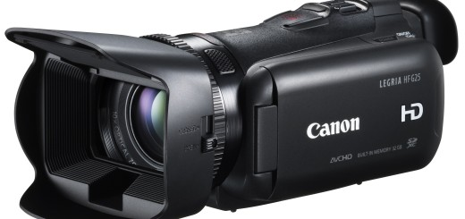Canon Legria HF-G25
