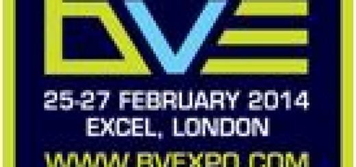 BVE London 2014 logo