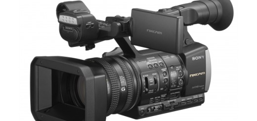 Sony NX3 camcorder