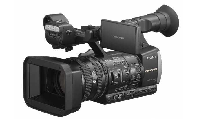 Sony NX3 camcorder