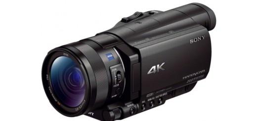 Sony AX100