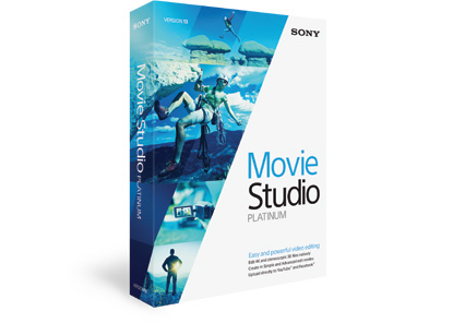 Sony Vegas Movie Studio Platinum Edition