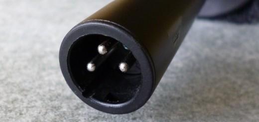 Mono XLR socket
