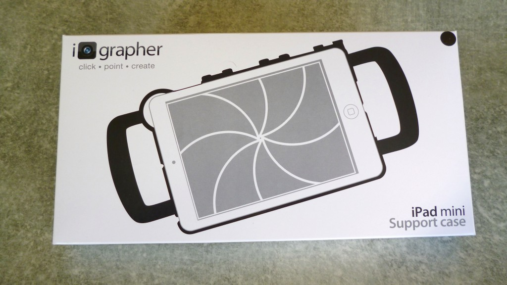 iOgrapher box