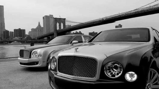 Bentley iPhone ad