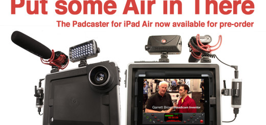 Padcaster Air