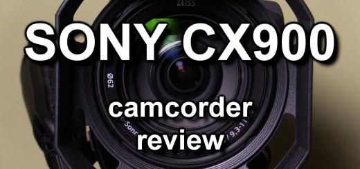 Sony CX900 thumbnail