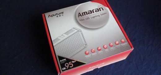 Aputure AL-H160 box