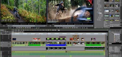 EDIUS Pro 7 screenshot