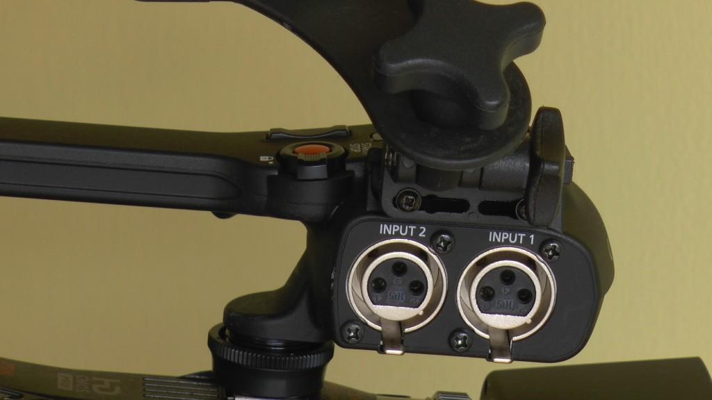 Rycote Softie Lyre close-up on screws