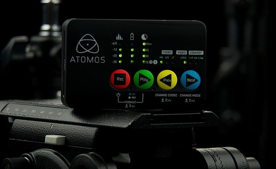 Atomos Ninja Star LEDs