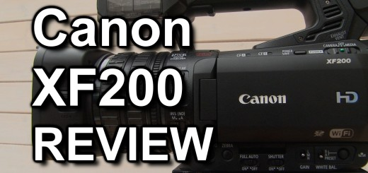 Canon XF200 review thumbnail