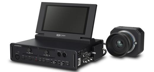 JVC GW-SP100 4K mini camera