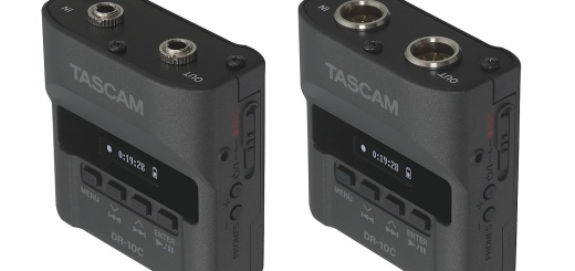 Tascam DR-10CS and 10CL