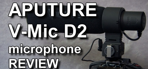 Aputure V-Mic D2
