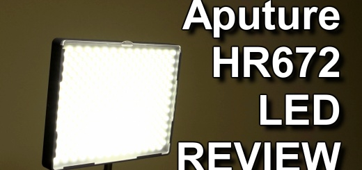 Aputure HR672 video thumbnail