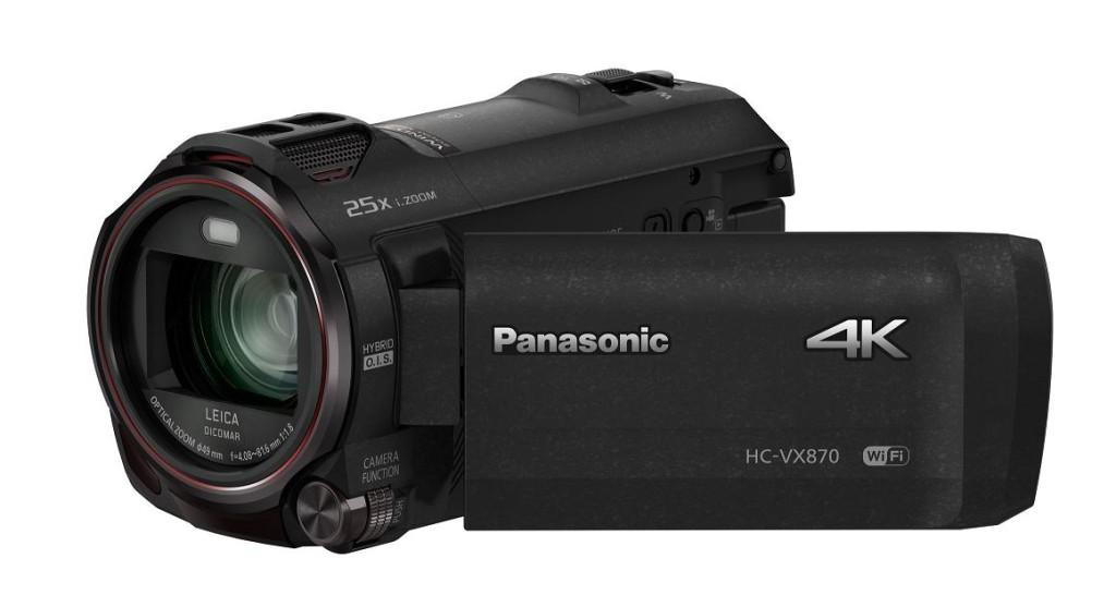Panasonic VX870 Camcorder