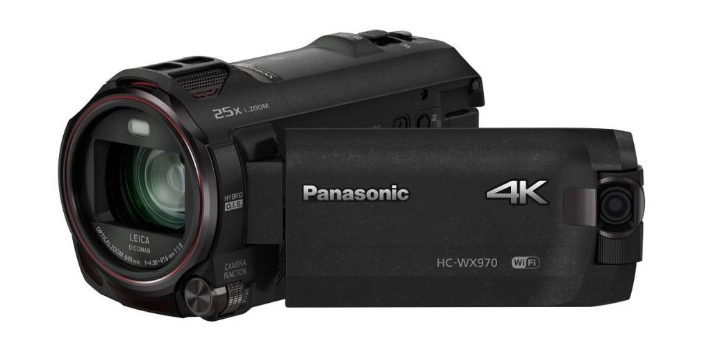 Panasonic WX970 Camcorder