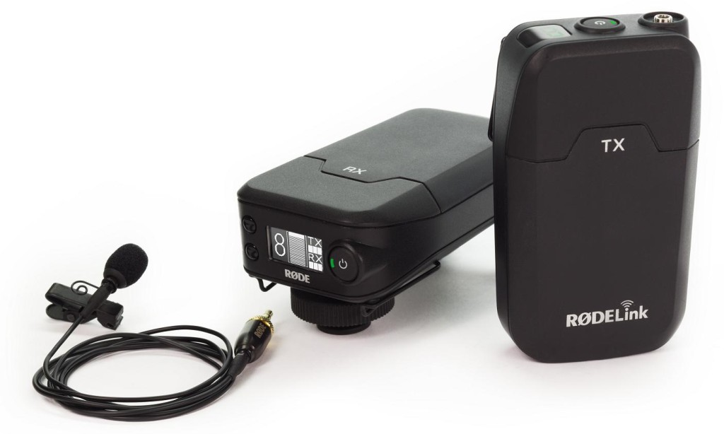 Rode Wireless Mic Filmmaker Kit