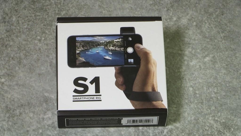 Shoulderpod S1 in box