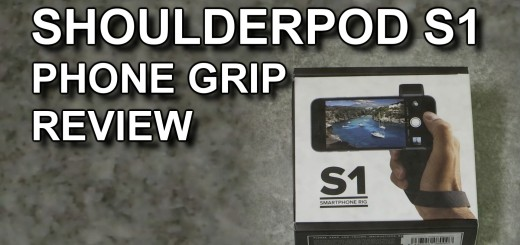 Shoulderpod S1 reveiw thumbnail