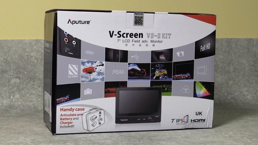 Aputure VS-2 box