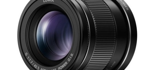 Panasonic Lumix G 42.5mm micro 4/3 lens