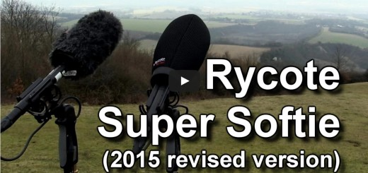 Rycote Super Softie video featured image