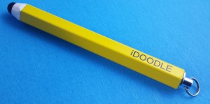 Rob Wilson's infamous pencil stylus
