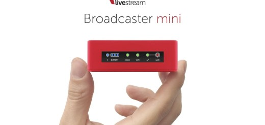 Livestream Broadcaster Mini