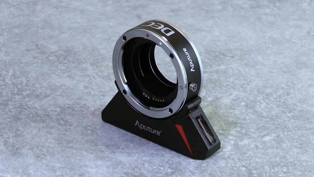Aputure DEC lens adapter