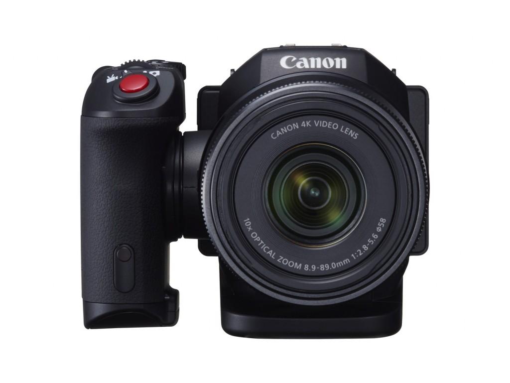 Canon XC10 lens