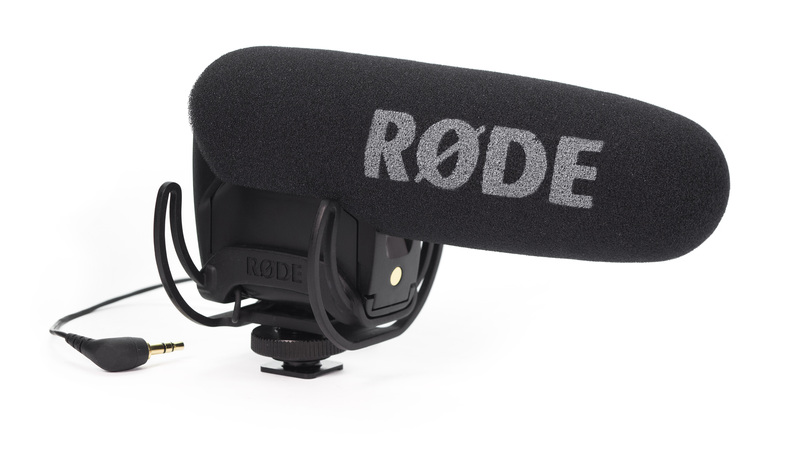 Rode VideoMic Pro - Rycote