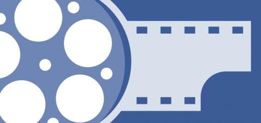 Facebook film logo