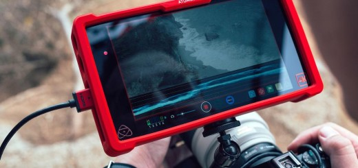 Atomos Ninja Assassin in use