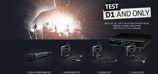 Sennheiser D1 competition