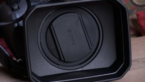 Sony NX100 lens cap