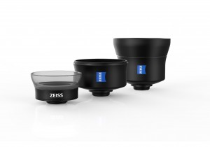Zeiss mobile phone lens set