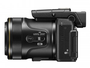 Nikon DL24-500 front view