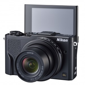 Nikon DL24-85 screen up