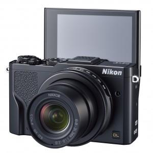 Nikon DL24-85 screen up