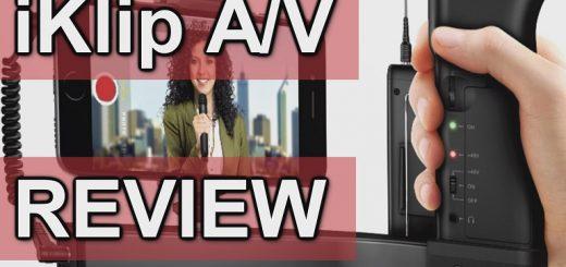iKlip AV review thumbnail small