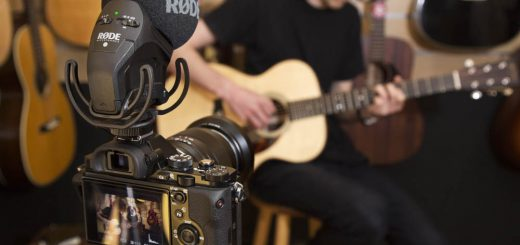 Stereo VideoMic Pro Music