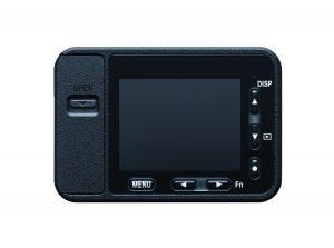 Sony RX0 rear view