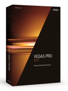 Magix Vegas Pro Edit